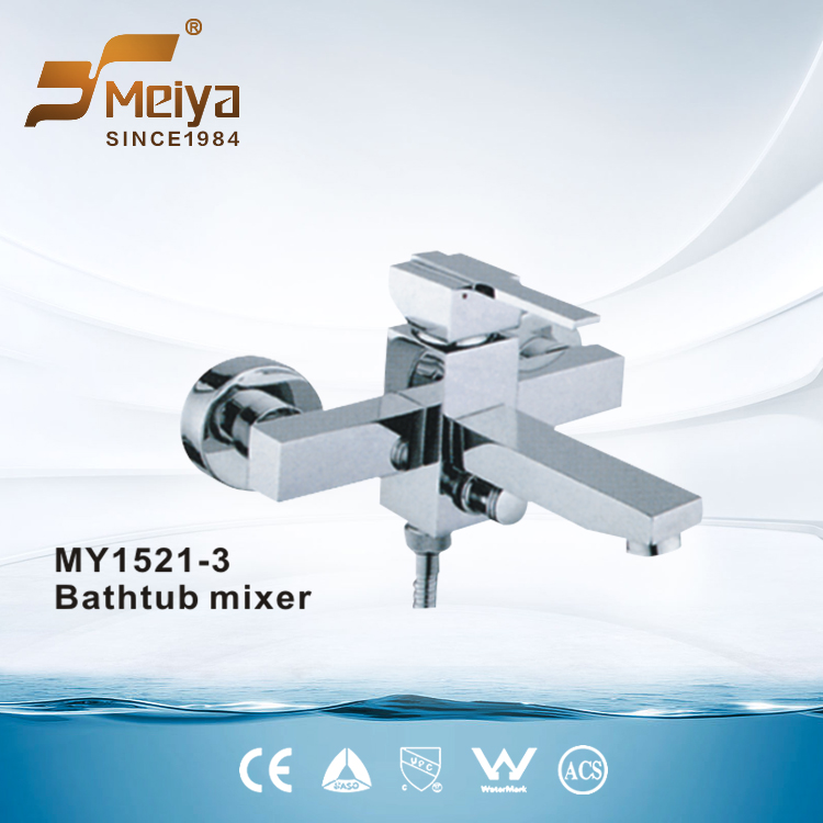 Wenzhou MEIYA In-wall Bathroom Use Bathtub/Shower Faucet China Manufacturer