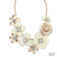 109476 showfay brand kenneth jay lane statement necklace imitation jewellery mumbai