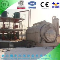 affordable waste plastic oil recycling machine ceramic water distiller purifying used plastic oil