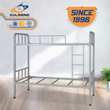 Adult Used Cheap New Metal Frame Heavy Duty Bunk Bed for Sale