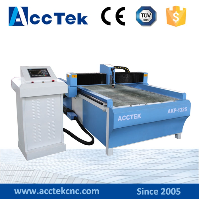 BEST QUALITY low cost plasma welding machine AKP1325 for metal cutting with Europe standard