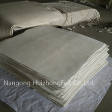 factory direct sale 3mm 5mm 8mm wool felt for industrial