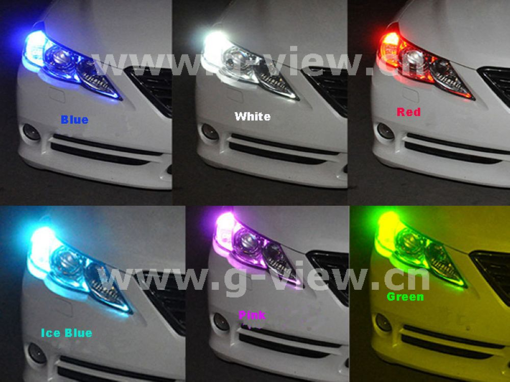 Factory car led Xenon-white depo auto lamp 12V 1.5W highpower auto led bulb