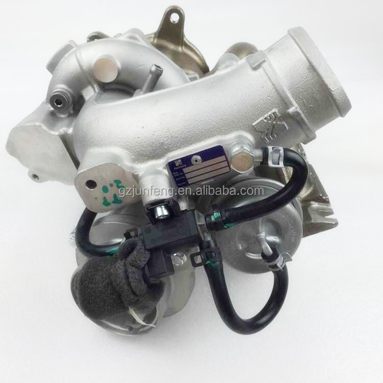 K04 TurboCharger for Audi S3 2.0L TFSI (8P/PA) BHZ Engine 53049880064 53049700064 06F145702C