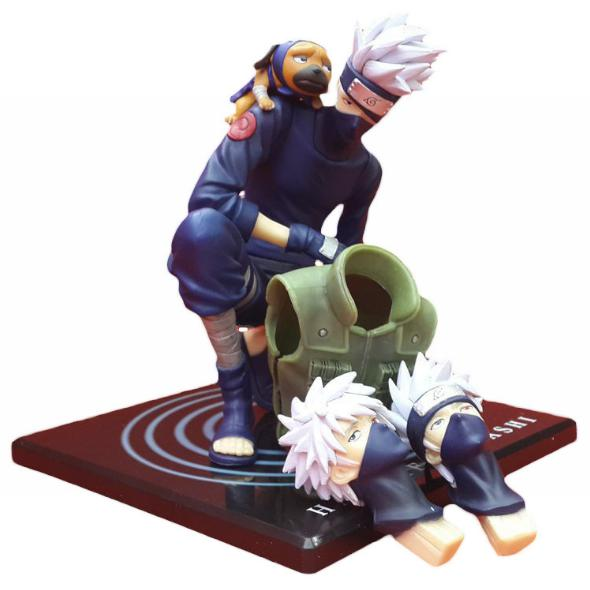 OEM Decoration Craft Naruto Anime Action Figure Resin Statue