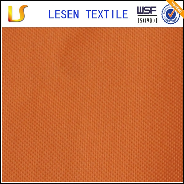 Lesen Textile 420d water resistant polyester oxford fabric