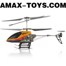 rh-1718841 helicopter and gun Hot Sale Gun Shooting 3.5ch Alloy RC Helicopter with Auto Demo Function (Red/Yellow)