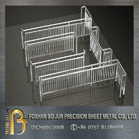 OEM/ODM made in high precision wall bracket for air conditioner forming metal fabrication