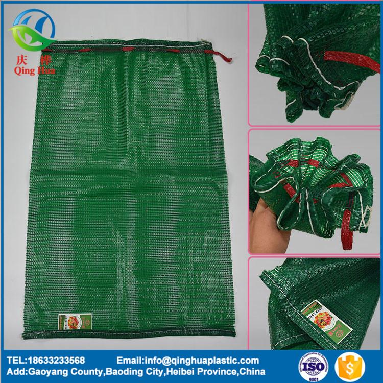 china 2016 new products drawstring mesh bag for wholesale