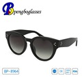 2017 Latest fashion UV400 women sunglasses brand design