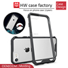 alibaba express 2017 hot sale case factory crystal clear Tpu+acrylic latest 5g mobile phone case For iphone 7 cover case