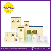 3-5 star high quality hotel amenity and disposable bathroom accessory