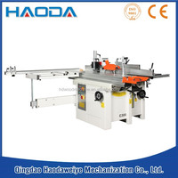 High Quality furniture using combined wood working machine from China