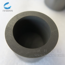 graphite crucible cup glass for melting steel gold