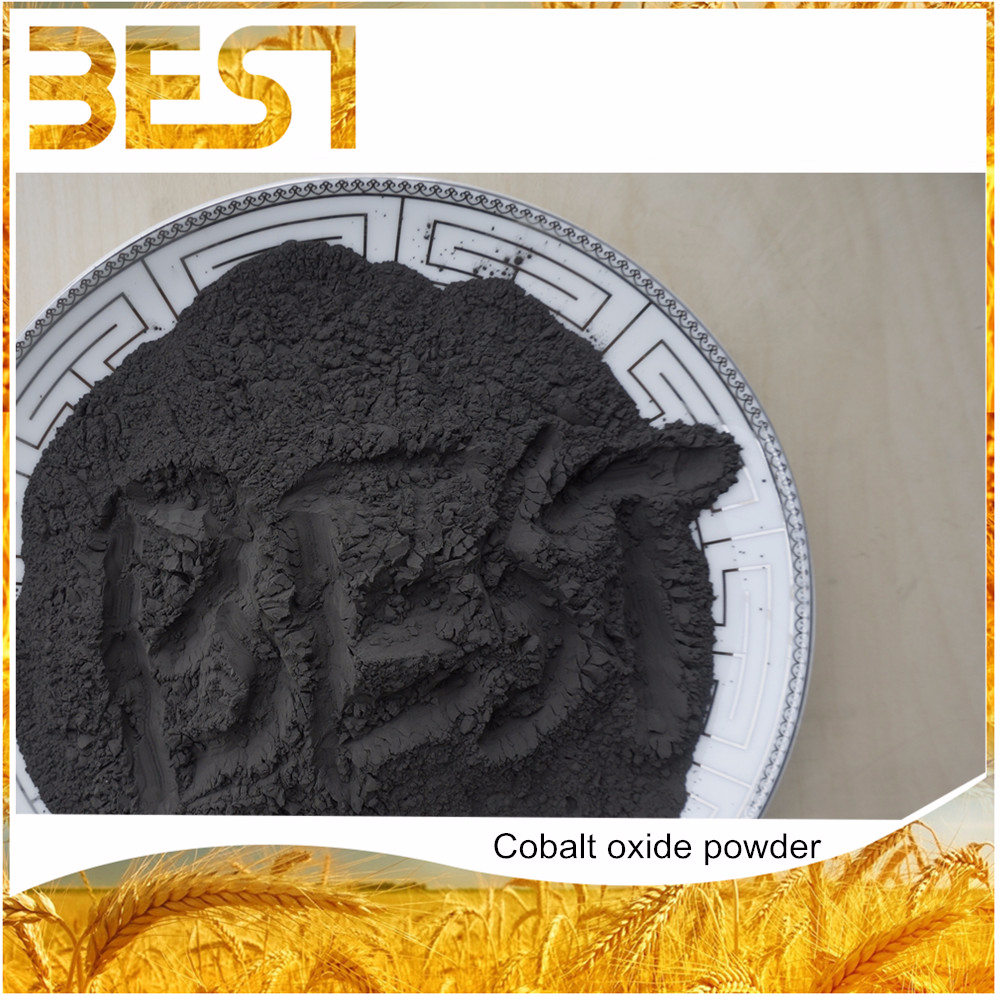 Best16G china best price cobalt oxide powder(Co3O4 and Co2O3)