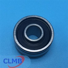 High quality fr 166 zzee miniature ball bearing both sides metal shielded extended Shanghai ChiLin