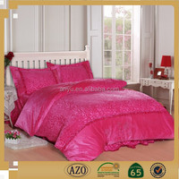 bright colored beautiful design good quality printed bed sheet