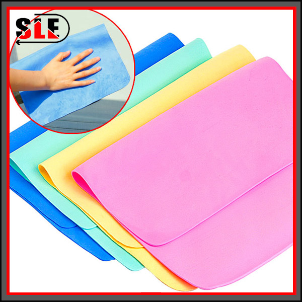 New Style Chamois Polishing Harmless Wholesale Microfiber Car Cleaning Cloth