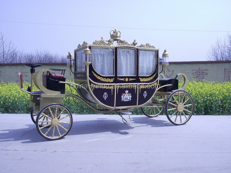 Yizhinuo Customized electric royal carriage royal vehicle