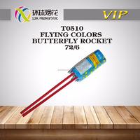 T0510 FLYING COLORS BUTTERFLY FLYING SAFE LIUYANG FIREWORKS FUEGOS ARTIFICIALES UN0336 USED CELEBRATION NEW YEAR CHRISTMAS