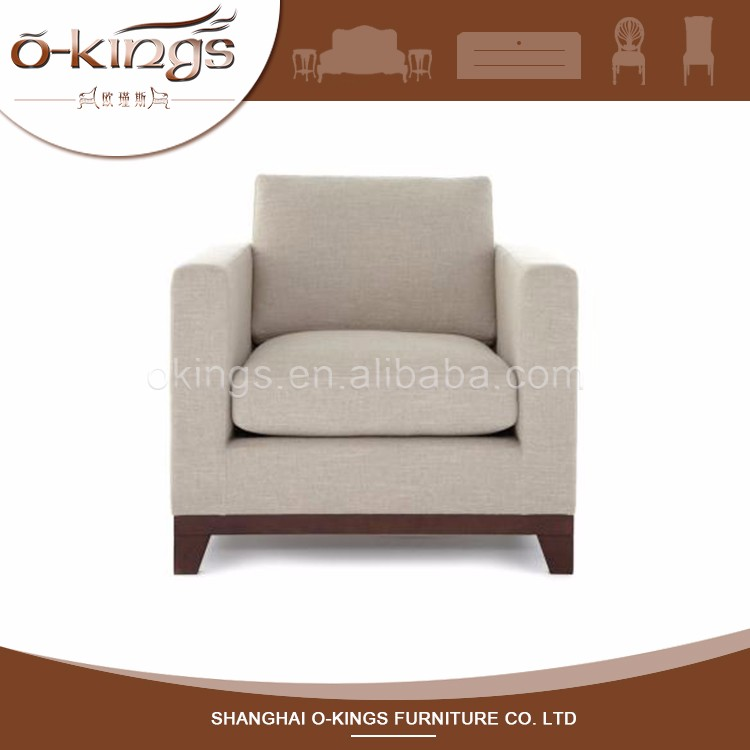 High Quality Commercial Five Stars Hotel Furniture Mini Bedroom Sofa