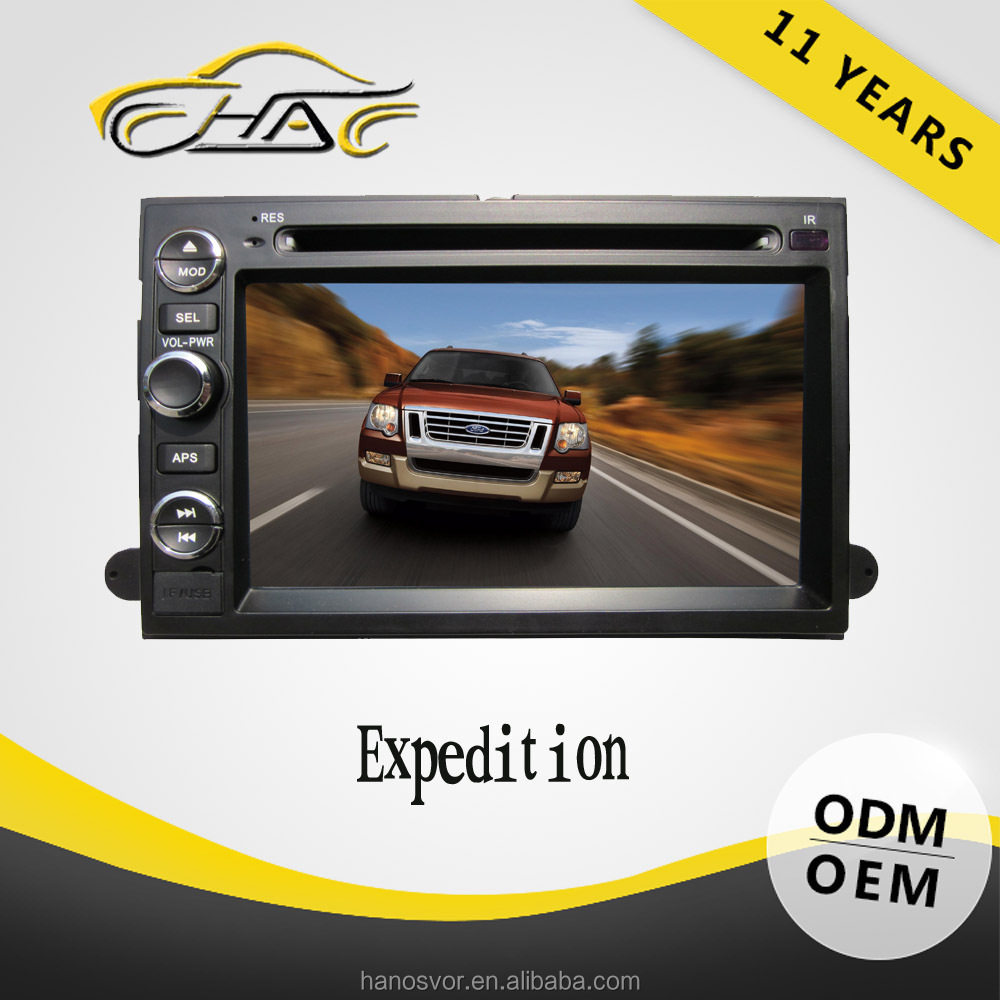 CHINA FACTORY CAR NAVIGATION SYSTEM auto dvd player radio multimedia for expedition navigation BT