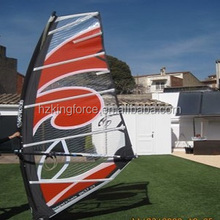 SUP Surfing standup board windsurf sails