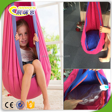 High-end Colorful Light Weight Canvas Outdoor Swing