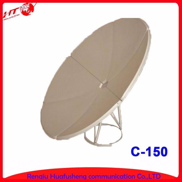 c180 dish satellite mesh antenna