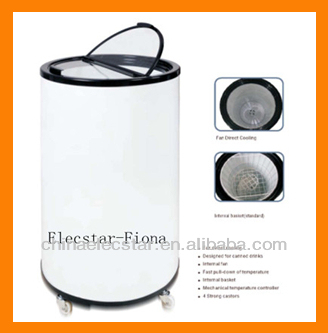 Barrel Freezer/can freezer/ Round fridge