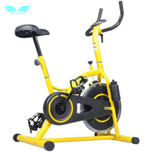 Commercial fitness club exercise spinning bike