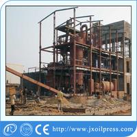 Reliable rice bran oil mill machinery manufacturer