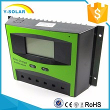 Y-SOLAR PWM micro link 3 charging focus 50a 24v solar panel charge controller
