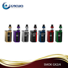 getting powered by 4 x 18650 batteries SMOK GX2/4 Kit