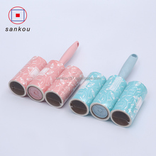custom printing color floor cleaning refills best 9 inch lint roller
