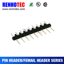 3.0x2.54mm pitch 9 pin Smt Type with Cap Header Connector