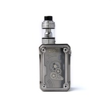 Box Vape 2018 Tesla Punk 220w ABS+PC Inner LED Design Vaping Mods From Tesla Factory