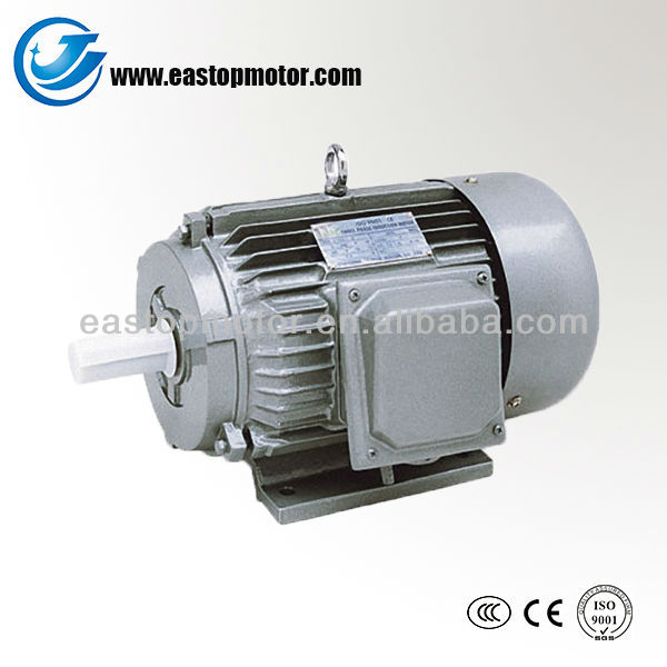 Y Series Three Phase electric motor for concrete mixer