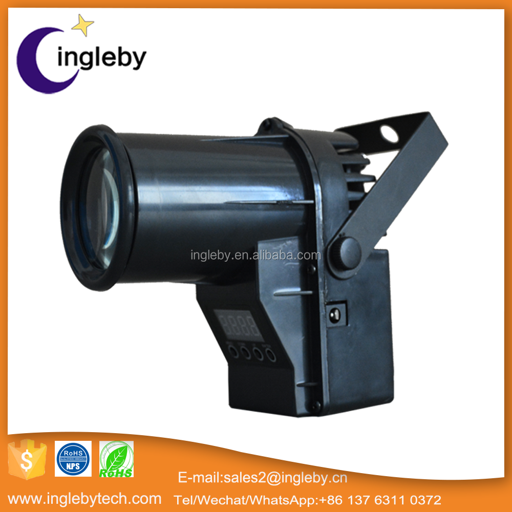 hot sale portable stage disco mini led pin spot light