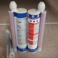 BYJ850 side by side cartridge chemical injection mortar