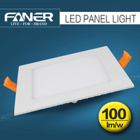 UGR<19 color temperature adjustable recessed ceiling 72w 2ft x 2ft 16x32 led panel