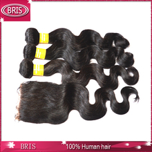 New products wholesale unprocessed micro beads weft hair extensions