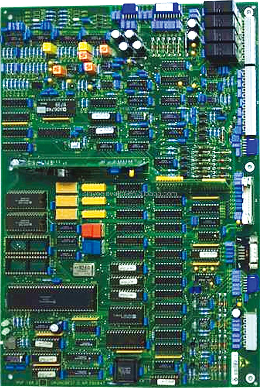 Schindler Elevator PC Board 594175