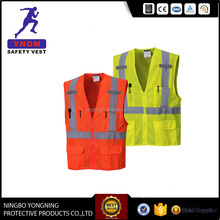 Hot Selling Mesh Hi-Vis Safety Vest Work Clothing