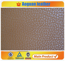 2016 decoration leather with glitter fabric for wallpaper leather and home funiture leather
