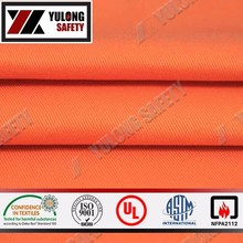 Factory Produce Low Formaldehyde Cotton NFPA2112 Flame Retardant Canvas