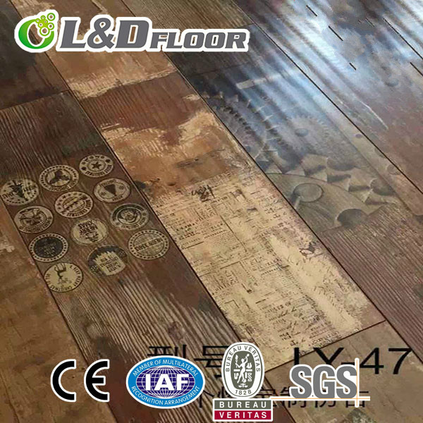 waterproof laminate flooring board