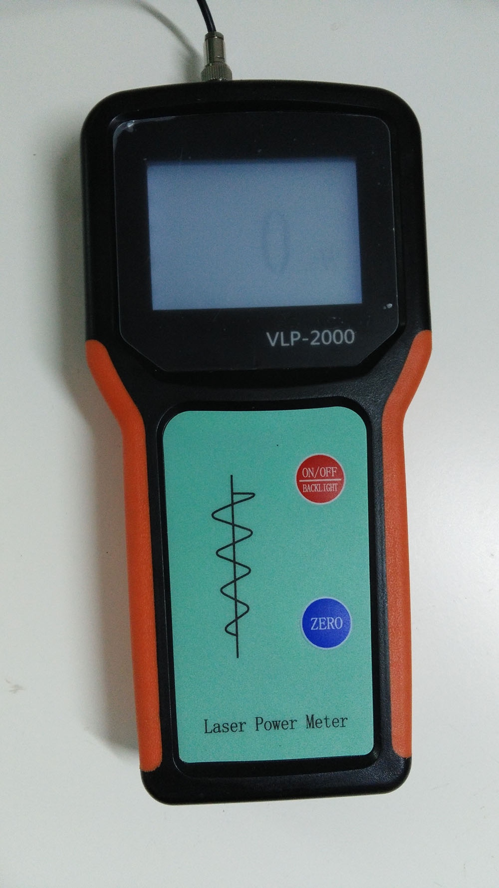 Laser Power Meter : Vlp laser power meter for w and nm cw