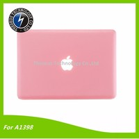 Colorful Surface Matte Hard Cover Case For apple Macbook Air Pro Laptop Case