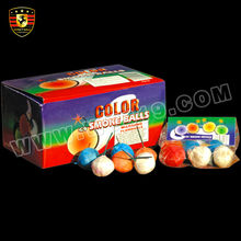 Color Smoke Balls fireworks
